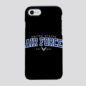 United States Air Force Athl iPhone 8/7 Tough Case