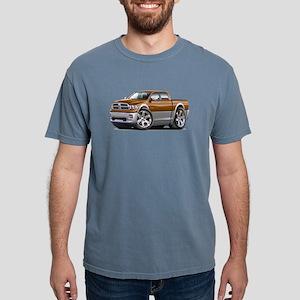 Ram Brown-Grey Dual Cab T-Shirt