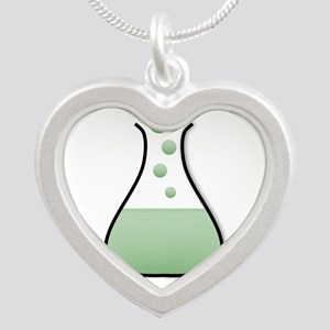 Chemistry Flask Necklaces