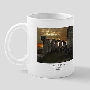 The Stonehenge Tribe Mug