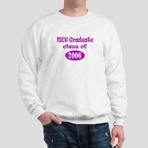 NICU Graduate Class of 2006 - Pink Sweatshirt