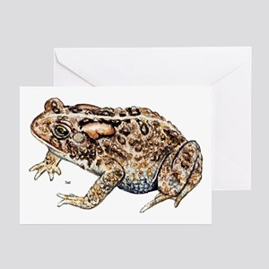 Toad Greeting Cards (Pk of 10)