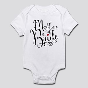 Mother of Bride Infant Bodysuit