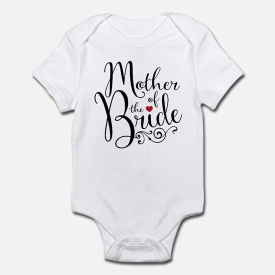 Mother of Bride Infant Bodysuit