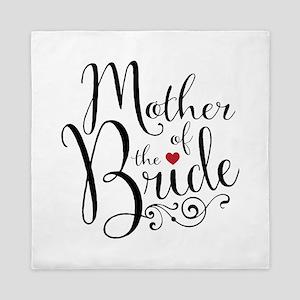 Mother of Bride Queen Duvet