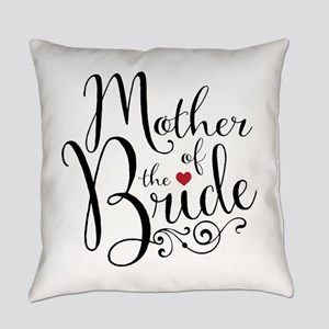 Mother of Bride Everyday Pillow