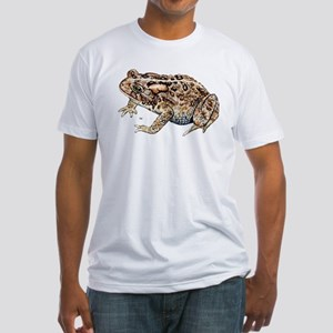 Toad (Front) Fitted T-Shirt