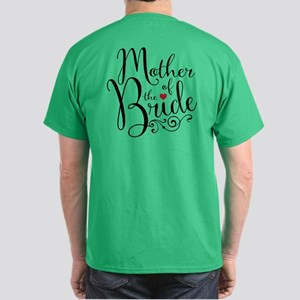Mother of Bride Dark T-Shirt
