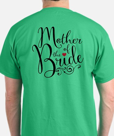Mother of Bride T-Shirt