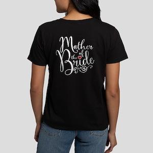 Mother of Bride Women's Dark T-Shirt
