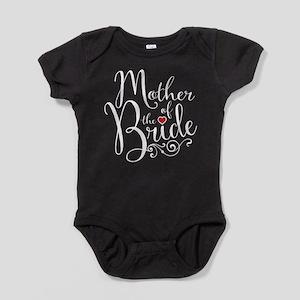Mother of Bride Baby Bodysuit