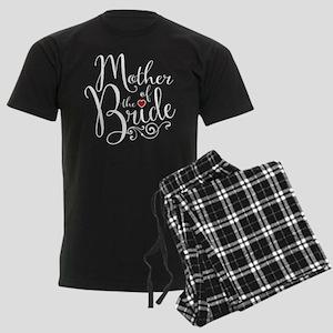 Mother of Bride Men's Dark Pajamas
