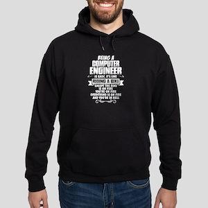 Being A Computer Engineer... Hoodie