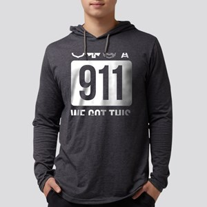 911, We Got This. Long Sleeve T-Shirt