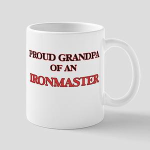 Proud Grandpa of a Ironmaster Mugs