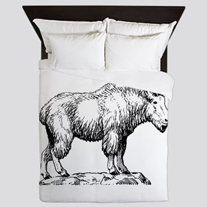 Mountain Goat Queen Duvet