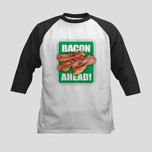 BACON AHEAD! Baseball Jersey