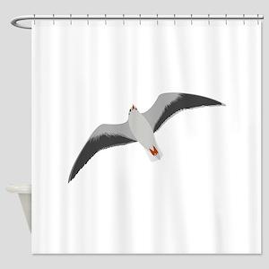 Sea gull seagull Shower Curtain