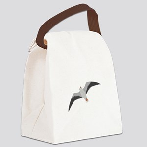 Sea gull seagull Canvas Lunch Bag