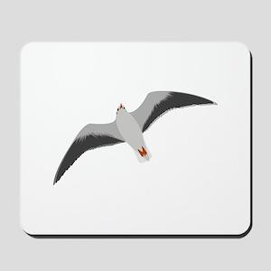 Sea gull seagull Mousepad
