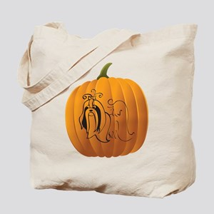 Shih Tzu Trick-or-Treat Bag
