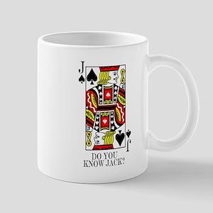 Do You Know Jack? Mug