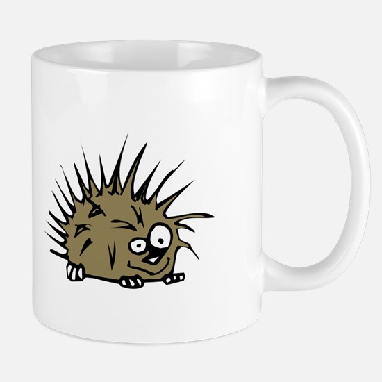 Porcupine Nutty Mugs