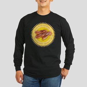Bacon Sunshine Long Sleeve T-Shirt