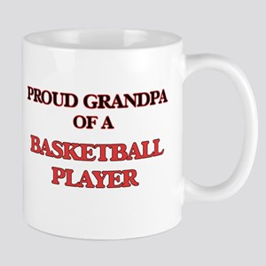 Proud Grandpa of a Basketball Player Mugs