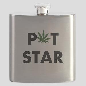 POT STAR Flask