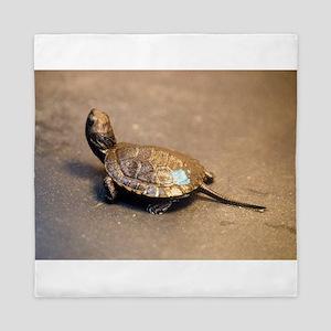 Turtle Tail Queen Duvet