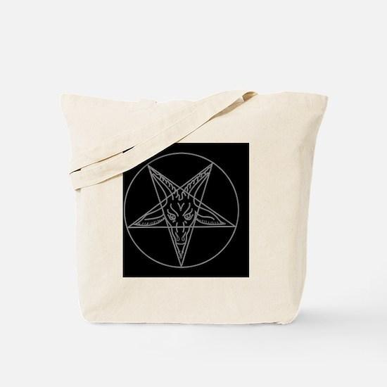 Unique Pentagram Tote Bag