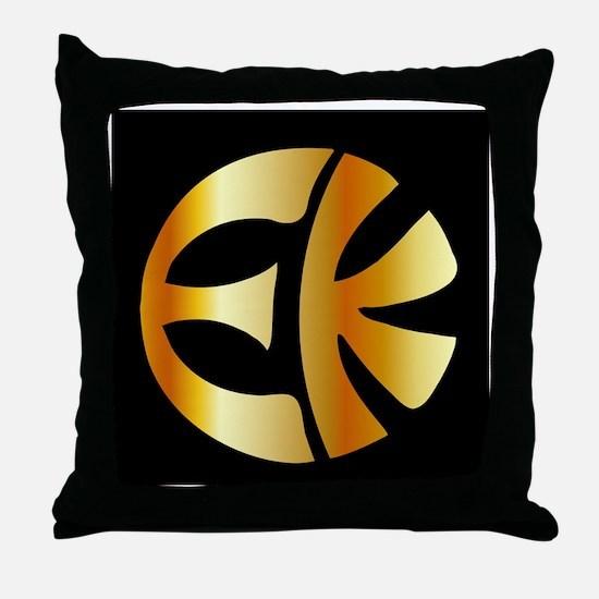 Cute Organizations Throw Pillow