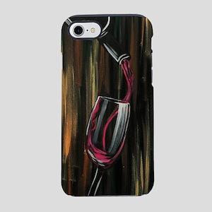 Fine Wine iPhone 8/7 Tough Case