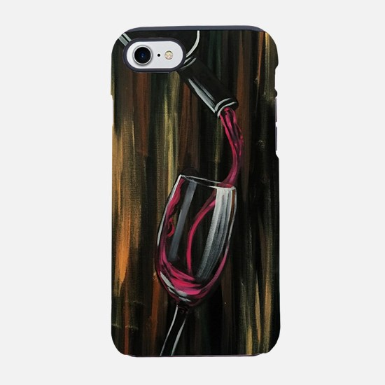 Fine Wine iPhone 8/7 Tough Case