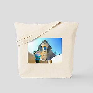 Sphinx Gnome Tote Bag