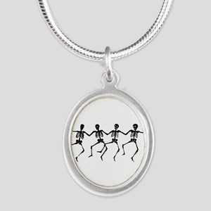 Dancing Skeletons Necklaces
