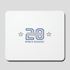 sport academy Mousepad