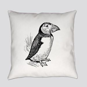 Puffin Everyday Pillow