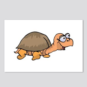 Turtle Happy Postcards (Package of 8)