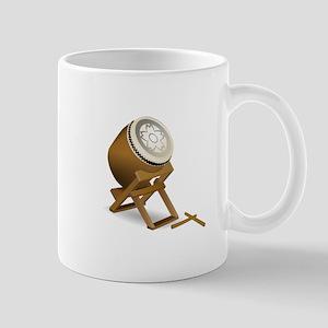 Taiko drum Mugs