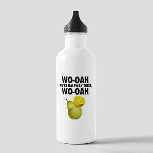 lemon on a pear - funn Stainless Water Bottle 1.0L