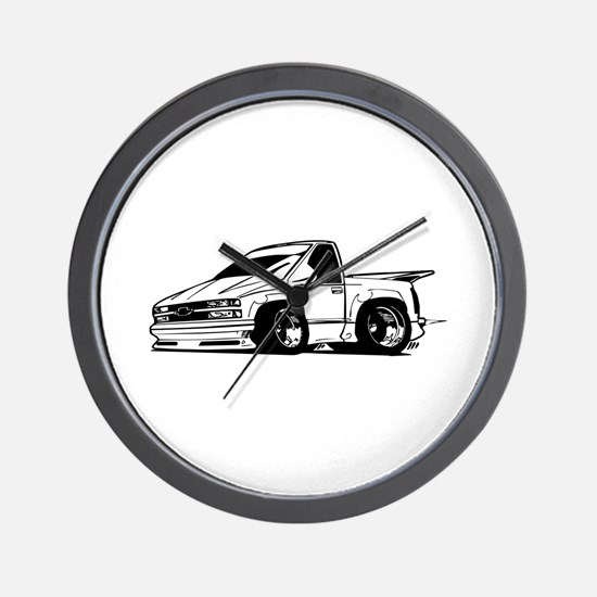 Chevy SSR Wall Clock