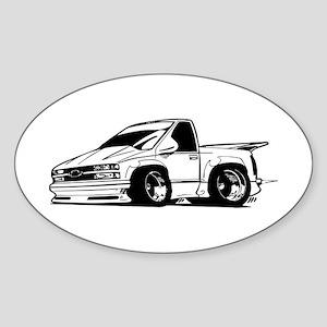 Chevy SSR Sticker