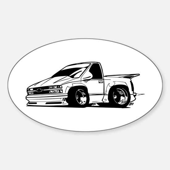 Chevy SSR Decal