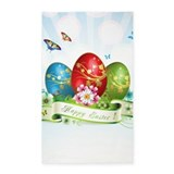 Easter bunny 3x5 Rugs