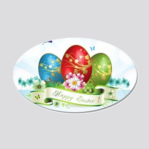 Happy Easter Wall Sticker