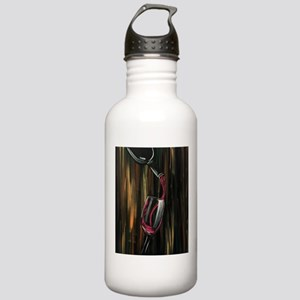 Fine Wine Stainless Water Bottle 1.0L