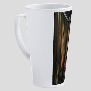 Fine Wine 17 oz Latte Mug