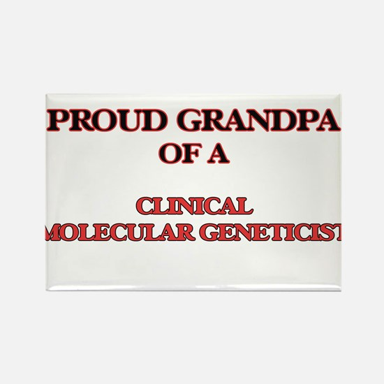 Proud Grandpa of a Clinical Molecular Gene Magnets